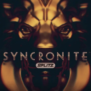 Syncronite Splitz logo achtergrond