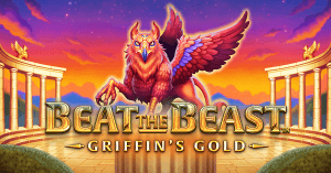 Beat The Beast: Griffin's Gold logo achtergrond