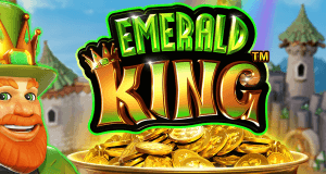 Emerald King logo review