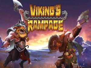 Vikings Rampage logo achtergrond