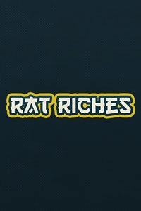Rat Riches logo achtergrond