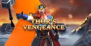Thor's Vengeance logo achtergrond