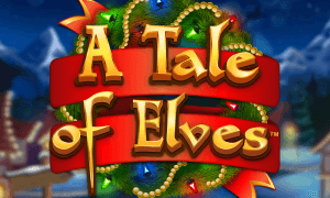 A Tale Of Elves logo achtergrond