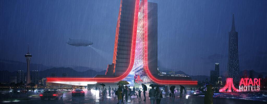 Atari Hotel CS Las Vegas