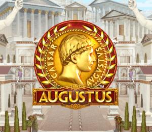 Augustus logo achtergrond
