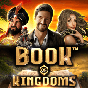 Book Of Kingdoms logo review