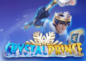 Crystal Prince logo achtergrond