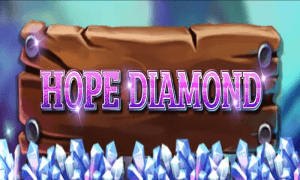 Hope Diamond side logo review