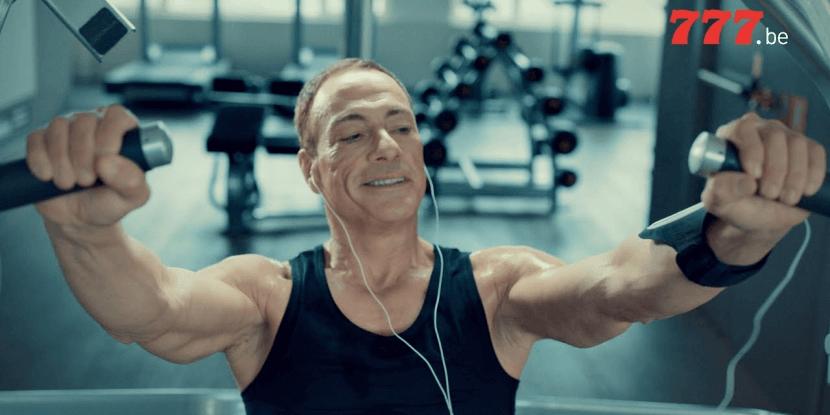 Jean-Claude van Damme speelt hoofdrol in casino reclame