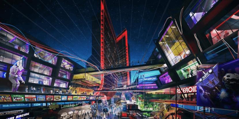 Nieuw Atari Hotel in Las Vegas in ontwikkeling