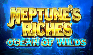 Neptune's Riches Ocean Of Wilds logo review