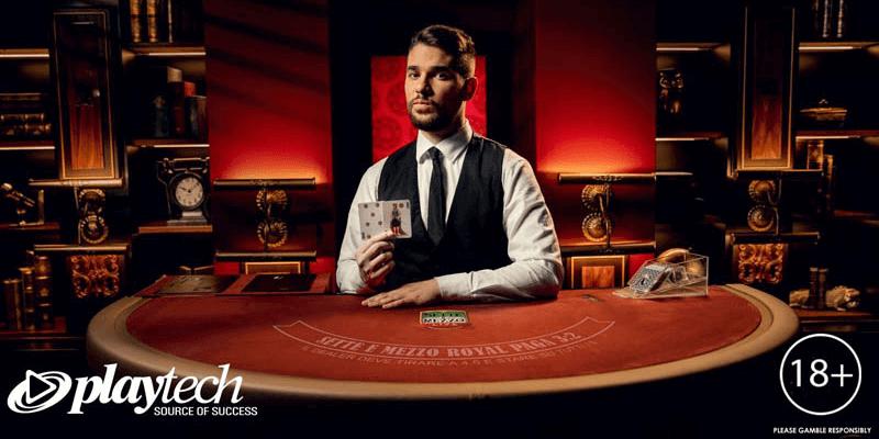 Playtech breidt live casino studio uit