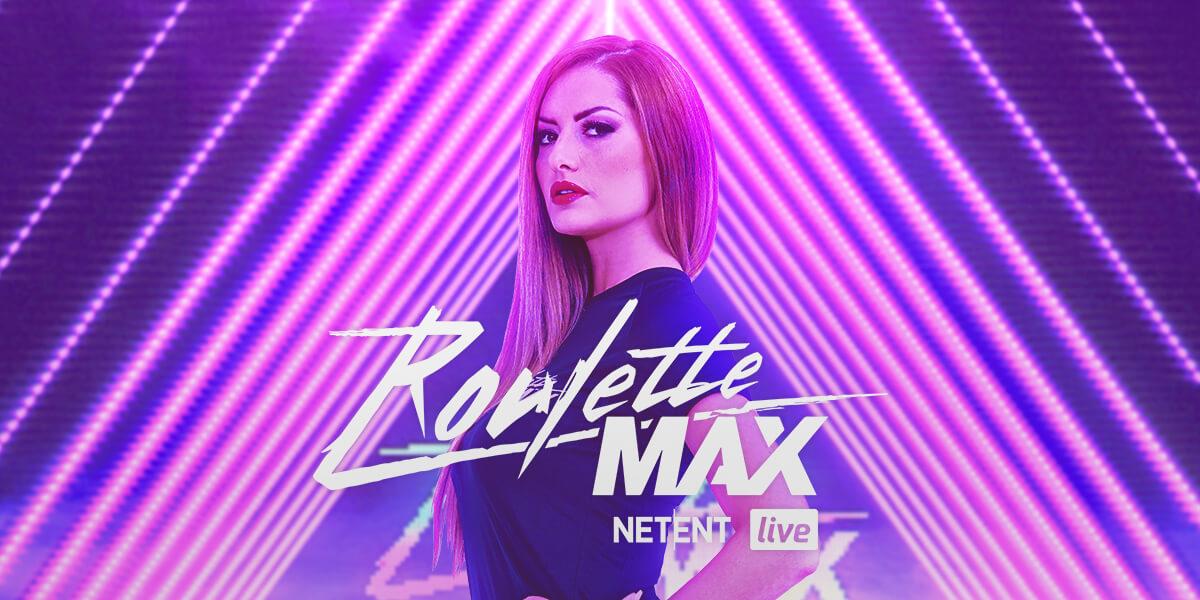 Roulette MAX CS NetEnt