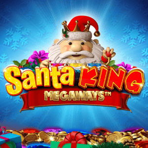 Santa King Megaways logo review