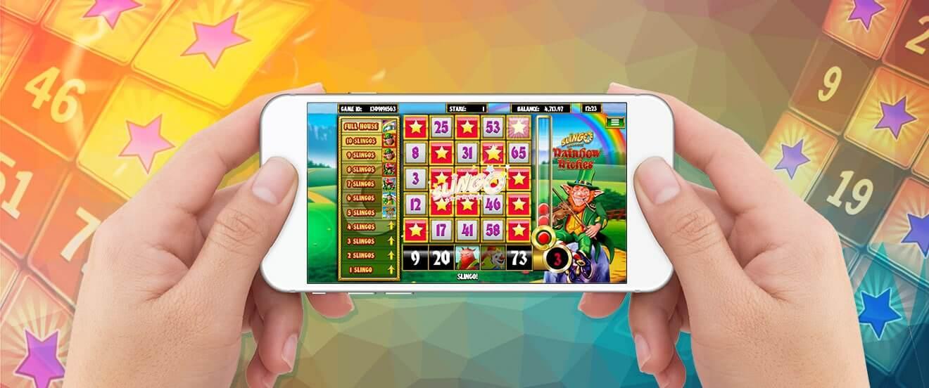 Slingo CS Monopoly Gaming Realms