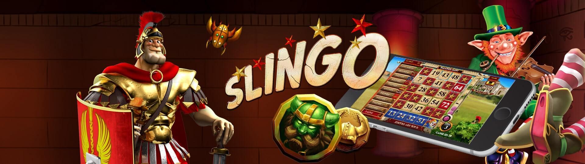 Slingo Gaming Realms CS