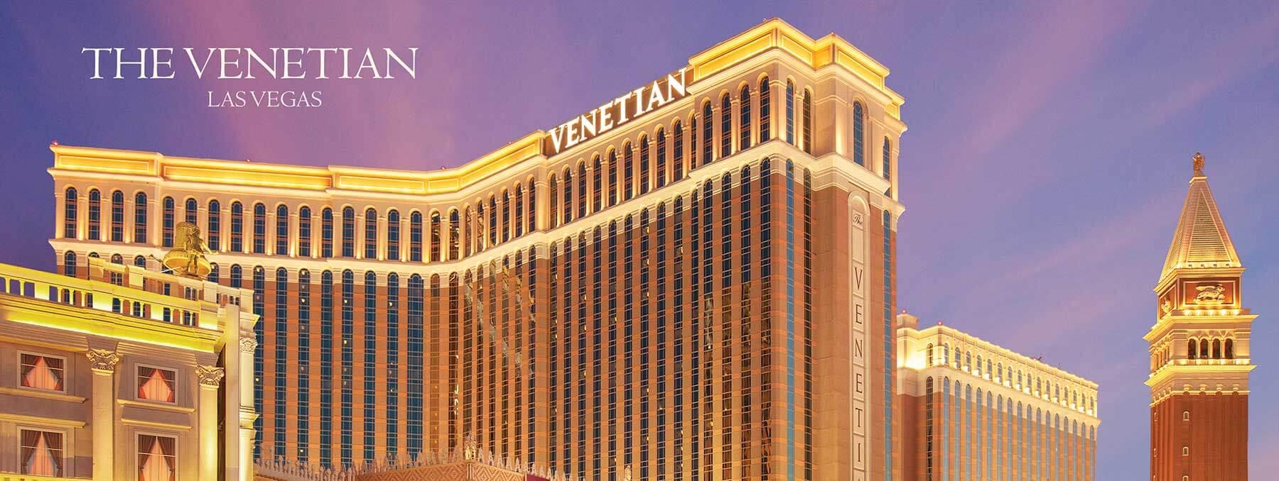 The Venetian CS Las Vegas
