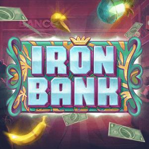 Iron Bank logo achtergrond