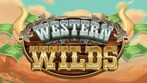 Western Wilds logo achtergrond