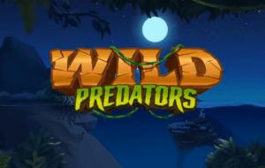 Wild Predators logo achtergrond