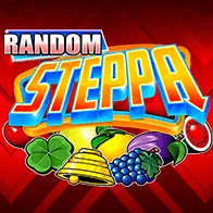 Random Steppa logo achtergrond
