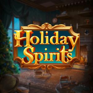 Holiday Spirits logo achtergrond