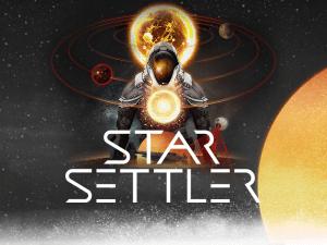 Star Settler logo achtergrond