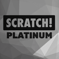 Scratch! Platinum logo review