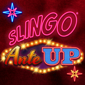 Slingo Ante Up logo review