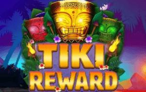 Tiki Reward logo achtergrond
