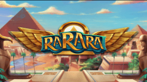 RaRaRa logo achtergrond