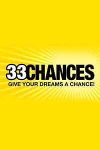 33 Chances logo achtergrond