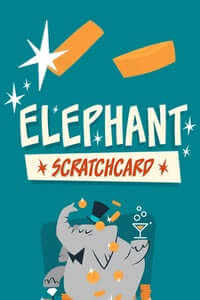 Elephant Scratch logo achtergrond