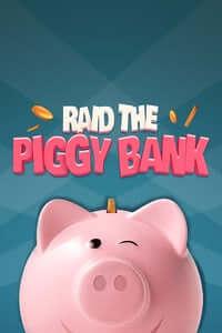 Raid the Piggy Bank logo achtergrond
