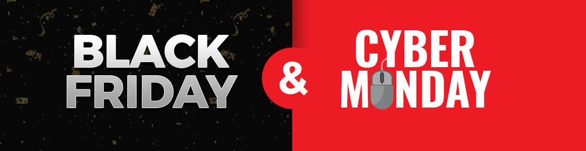 Black Friday Cyber Monday CS