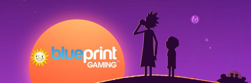 Blueprint Gaming CS Rick & Morty