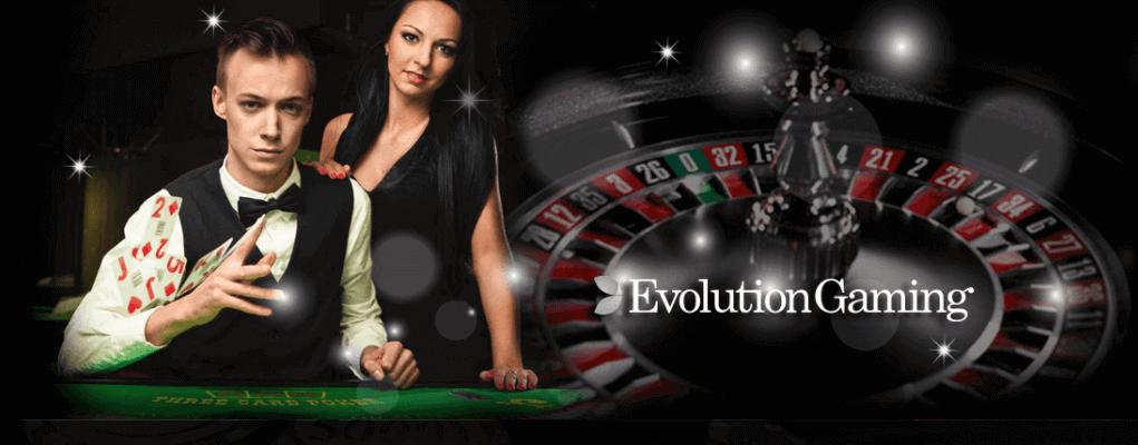 Evolution Gaming CS NetEnt