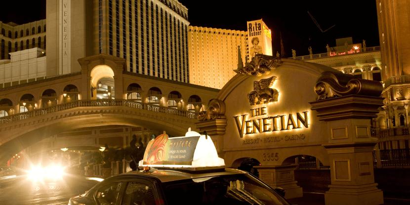 MGM geïnteresseerd in overname Venetian en Palazzo