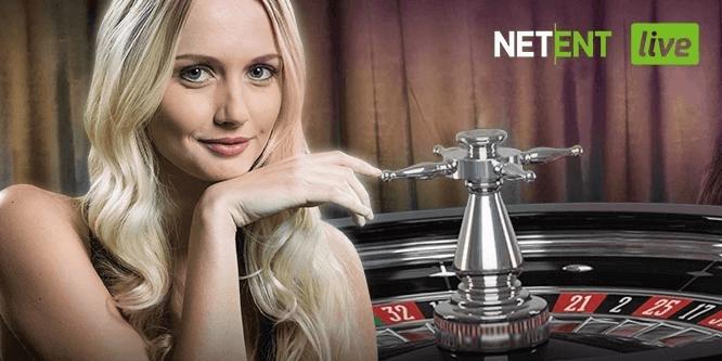 NetEnt breidt live casino spelportfolio uit