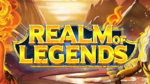 Realm Of Legends logo achtergrond