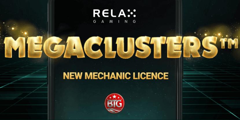 Relax Gaming in bezit van Megaclusters licentie