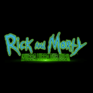 Rick and Morty logo review