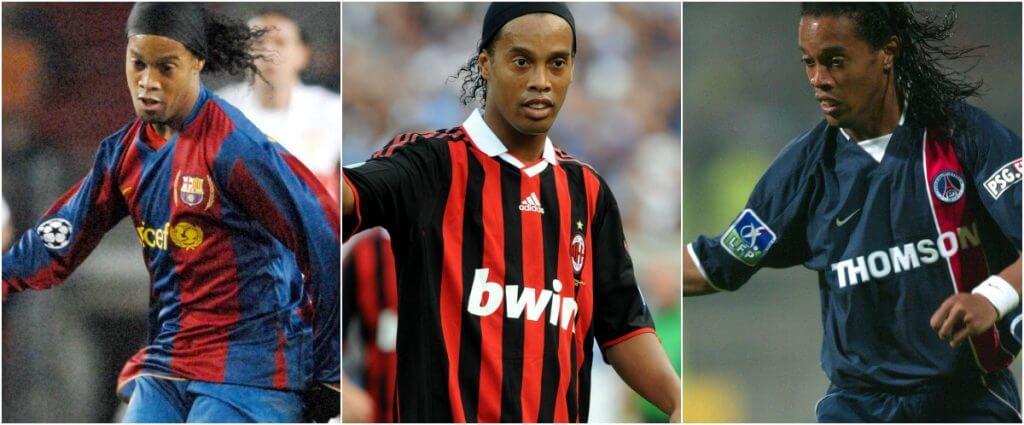 Ronaldinho Bwin CS