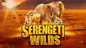 Serengeti Wilds logo achtergrond