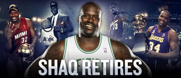 NBA Shaq CS