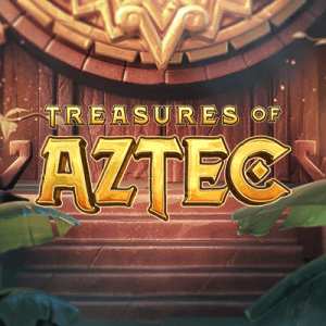 Treasures Of Aztec side logo review