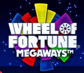 Wheel of Fortune Megaways logo review