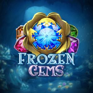 Frozen Gems logo achtergrond