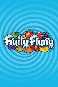 Fruity Flurry logo achtergrond