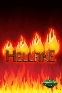 Hellfire logo achtergrond